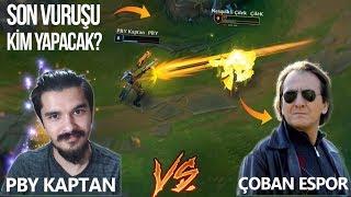 TRY HARD YOUTUBER SAVAŞLARI #1 - PBY KAPTAN vs ÇOBAN ESPOR!