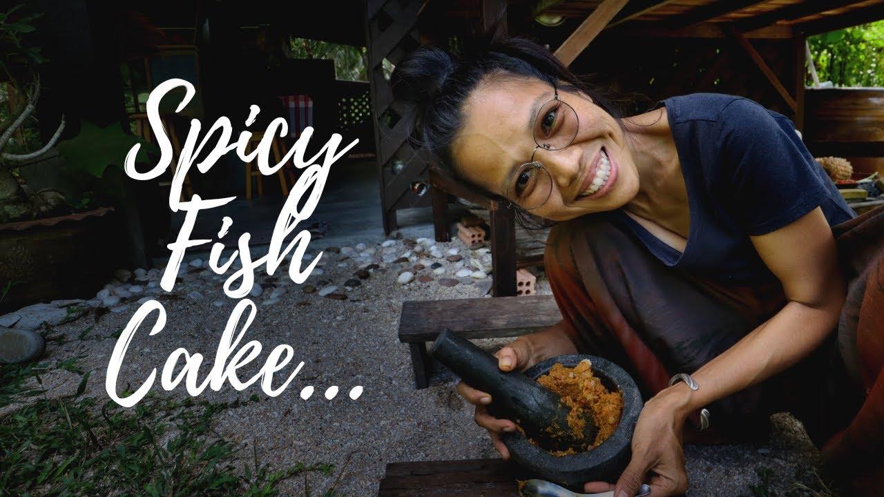 Thod Man Plaa - Spicy Fischfrikadellen