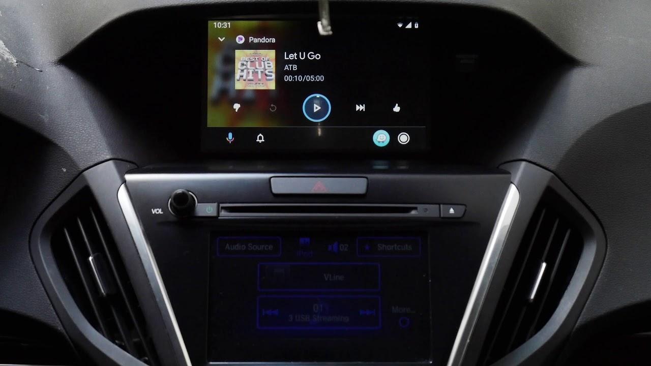 2014 Acura MDX VLine Demo Navigation, Waze, Android Auto, CarPlay