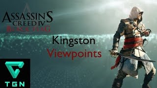 assassin's Creed 4 BLACK FLAG : KINGSTON - All ViewPoints Synchronised
