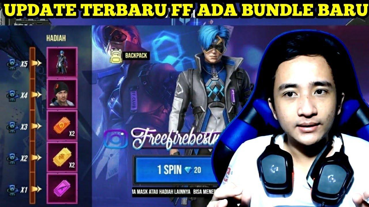 UPDATE TERBARU ADA BUNDLE BARU BAGUS MURAH BURUAN BORONG - FREE FIRE INDONESIA