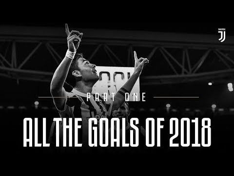 All Juventus goals of 2018: Part One