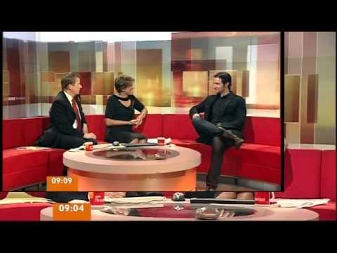 Download Richard Armitage on BBC Breakfast 27 October 2008