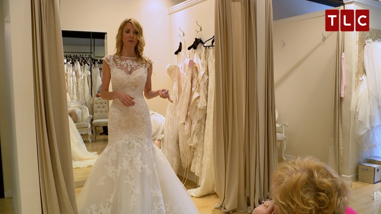 Do I Need A Slip For A Wedding Dress Wedding Dresses: Amy Trying On Wedding Dresses
