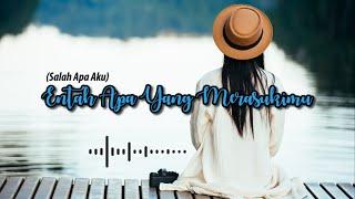 Lirik Entah Apa Yang Merasukimu (Apa Salah Aku) - ILIR 7 | Audio Spectrum.mp3