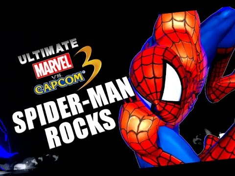 SPIDER-MAN ROCKS! - Ultimate Marvel Vs. Capcom 3 w/Maxmilian