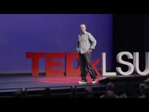 Triumph Kitchen: Chris Wadsworth at TEDxLSU
