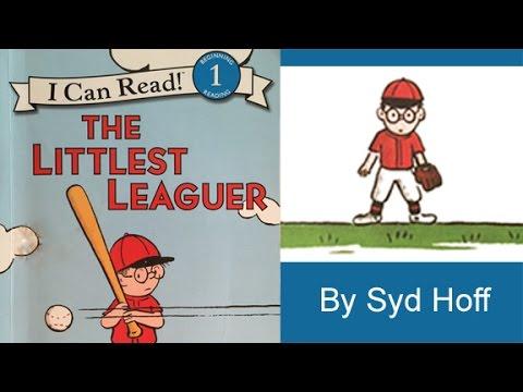 BASEBALL - Read Aloud Children's Book - The Littlest Leaguer - Sports - Bedtime Story