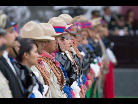 Conmemoración de los 100 años de los Tratados de Teoloyucan, México