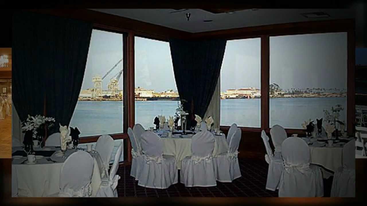 California Weddings Ports O Call Restaurant