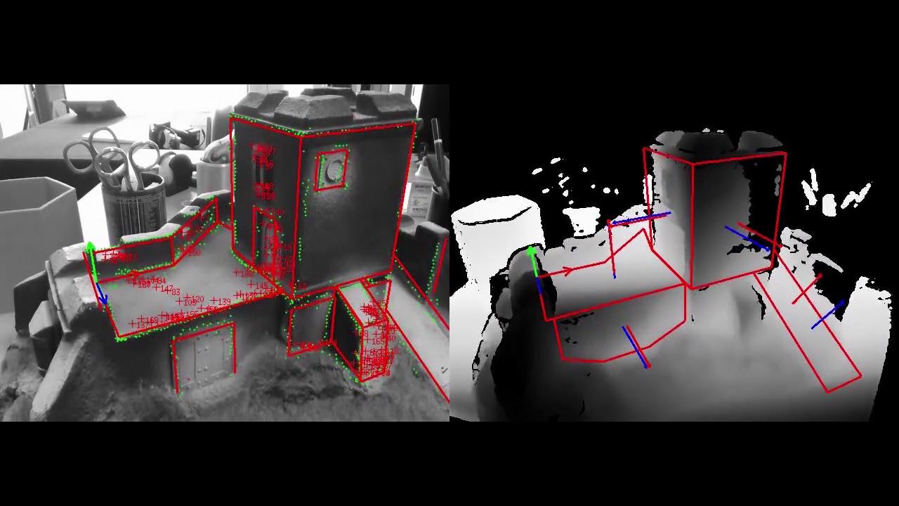 Visual Servoing Platform: Tutorial: Markerless generic model-based