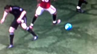 Fifa 12 Andy Carroll Dive