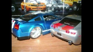 Diecast Dub city car collection