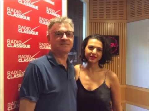 Khatia Buniatishvili (pianiste géorgienne) - Interview novembre 2016