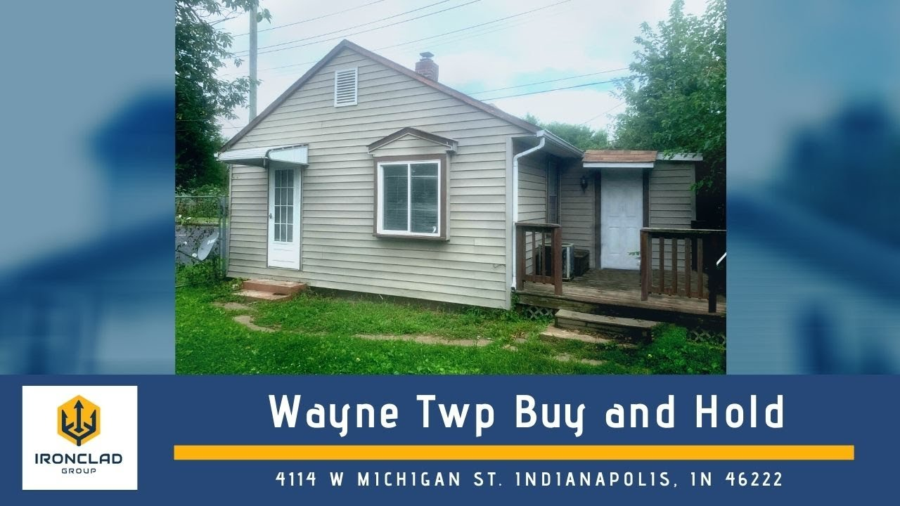 Wayne Twp Buy and Hold