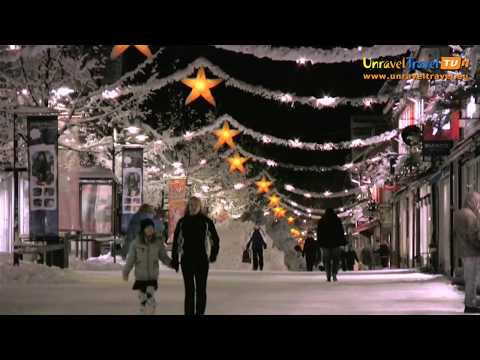Lillehammer, Norway for Christmas - Unravel Travel TV