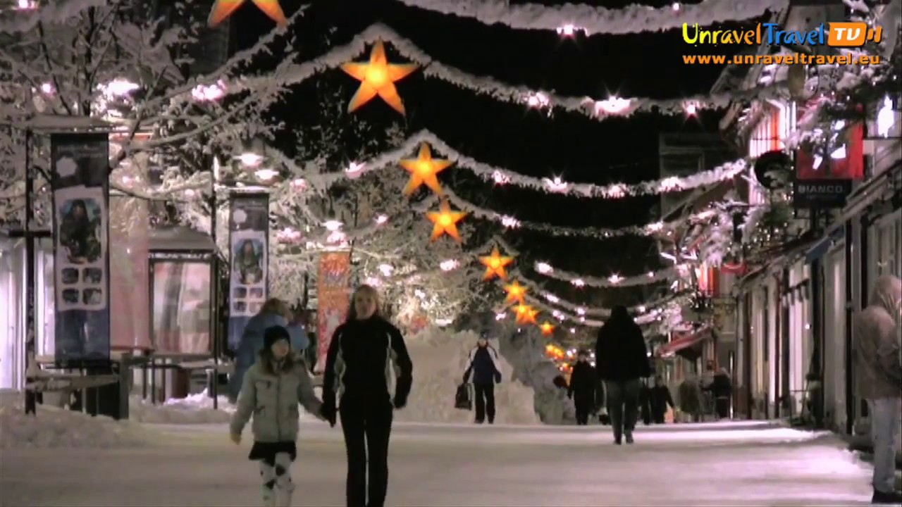 Lillehammer, Norway for Christmas - Unravel Travel TV - YouTube
