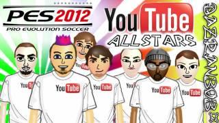 Pro Evolution Soccer 2012 Wii | YOUTUBE ALLSTARS vs NORTH WEST LONDON