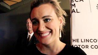 Taylor Schilling Interview | Tribeca Film Festival 2017: Take Me | The Fan Club