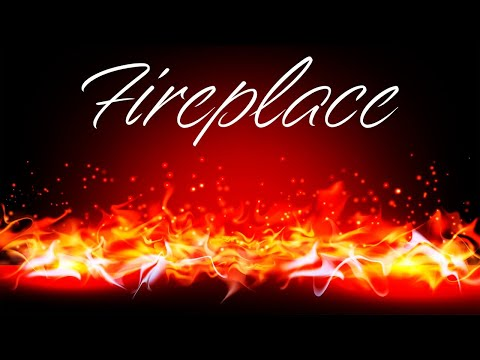 Fireplace & Relaxing Jazz - Fireplace JAZZ  For Soul - Chill Out Music