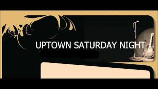 Logan 7 - Uptown Saturday Night