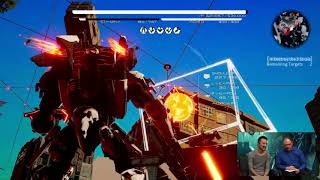 Daemon X Machina Gameplay - E3 2018 HD