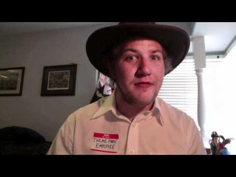Troy vs. Theme Park Employee: Bread