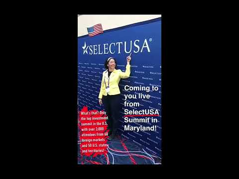 U.S. Department of State: Snapchat Story: SelectUSA Investment Summit