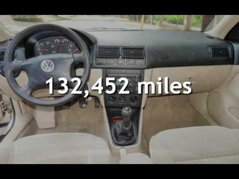 2003 Volkswagen Golf GLS TDI DIESEL 40+Mpg for sale in Milwaukie, OR