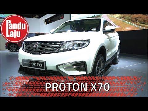 Proton X70 Sah Lancar 12 Disember 2018, Agak-Agak Berapa Harga?