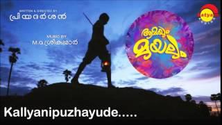 Kallyanipuzhayude - Aamayum Muyalum
