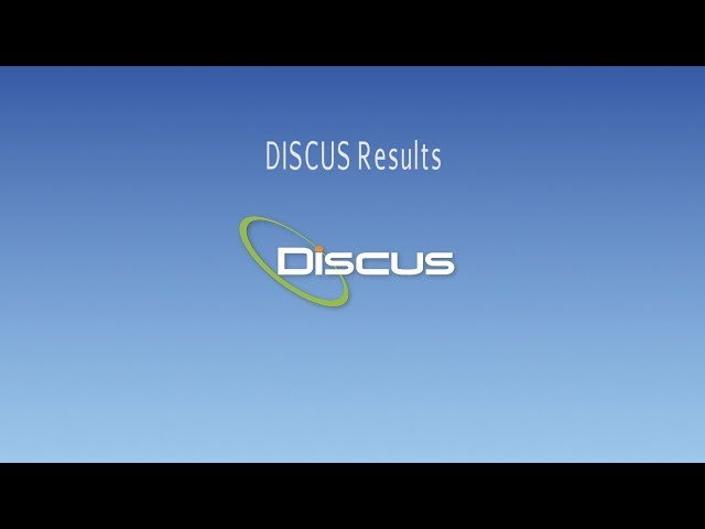 DISCUS Results