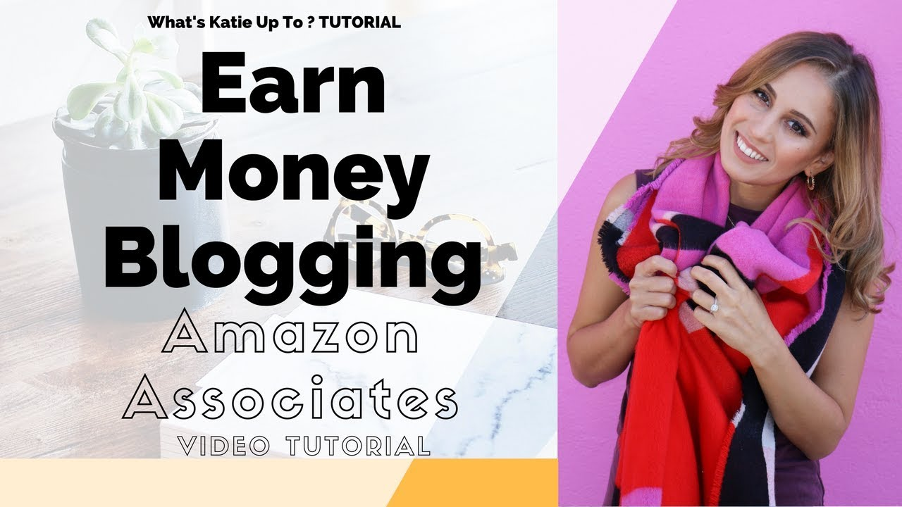 How to create Affiliate Links with AMAZON ASSOCIATES - Link Builder  Tutotrial