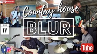Blur - Country House (Cover) by parklife