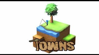 Towns Gameplay - Ep.1 [The Beginning]