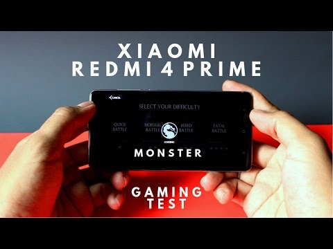 Xiaomi Redmi 4 Prime / Pro Heavy Gaming Review Indonesia