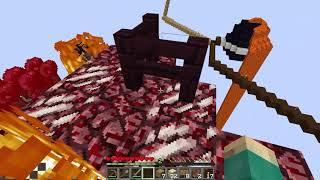 Minecraft Floating Islands (PL) część 7  - Poszukiwanie skarbów