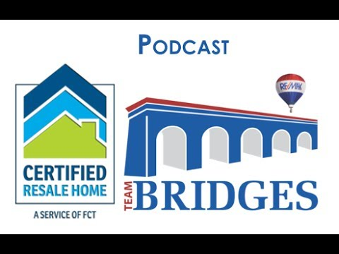 Podcast - Ross interviewed by Mark Page, Head of CRH | Team Bridges | Oakville Real Estate