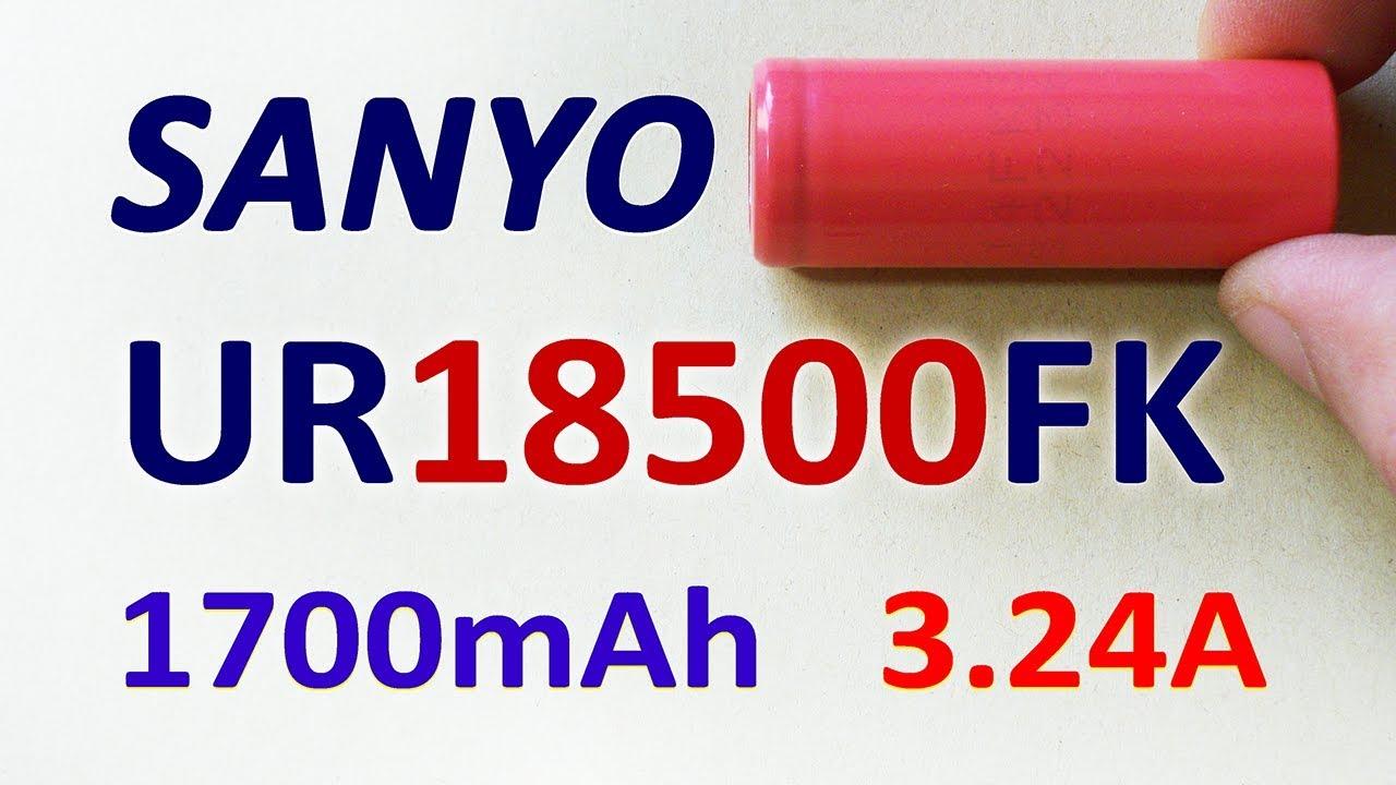 2x Sanyo 18650 3350mAh//10A Flat Top Battery Clear Case Xtar MC2 USB Charger