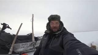 Рыбалка.Налим 20.02.2019г Пробег через рыбзавод.