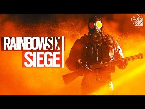 ТЕРРОРИСТЫ НЕ ПРОЙДУТ (Rainbow Six: Siege)