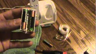 Wii rechargeable battery fix