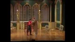 مديحة بتاعت المعادي - مسرحية عفروتو