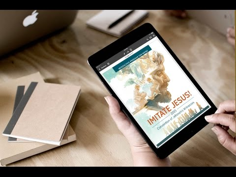 How to take Notes on your iPad using the Interactive Program for Jehovah's Witnesses