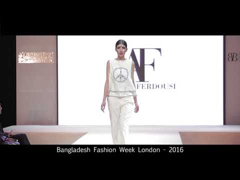Bangladesh Fashion Week London 2016 - Afsana Ferdousi