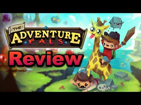 The Adventure Pals Review | Adventure Time Game?!