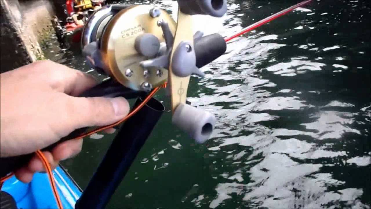 Experimental rig for tautog fishing youtube for Tautog fishing rigs