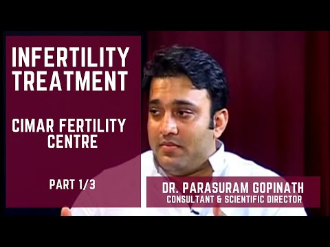 cimar-|-infertility-treatment-|-talk-|-dr-parasuram-gopinath-|-part-1