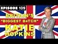 "KATIE HOPKINS On ""Diversity"" In The UK, Islam, PC Insanity, BETA MALE Piers Morgan, & TRUMP! (#109)"
