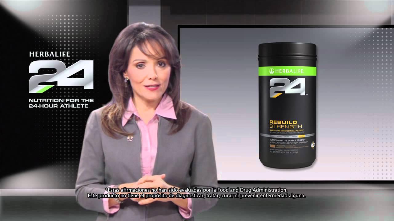 herbalife24 rebuild strength espa241ol youtube